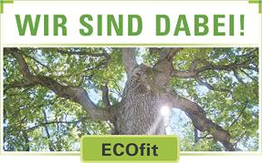 Ecofit - Wir sind dabei
